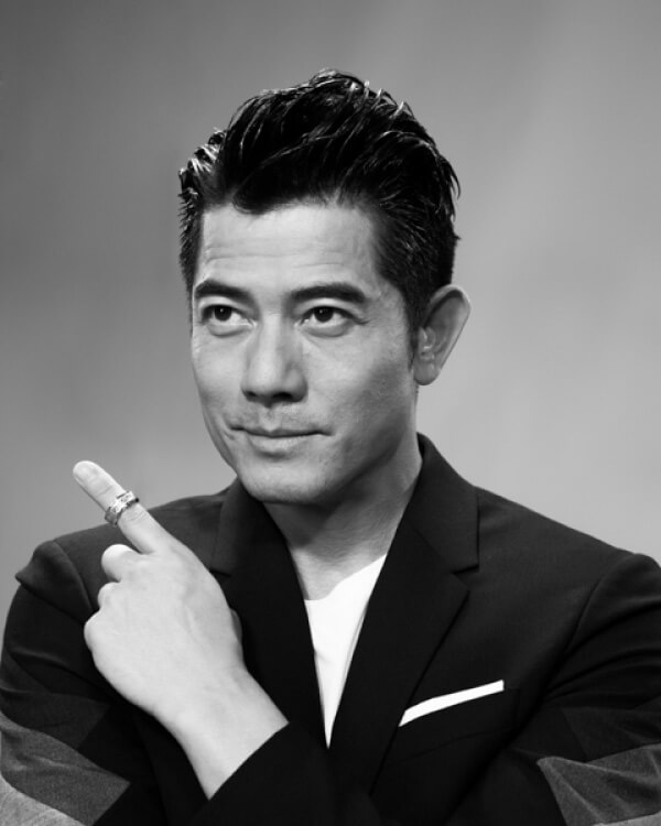 Aaron Kwok Portraiture